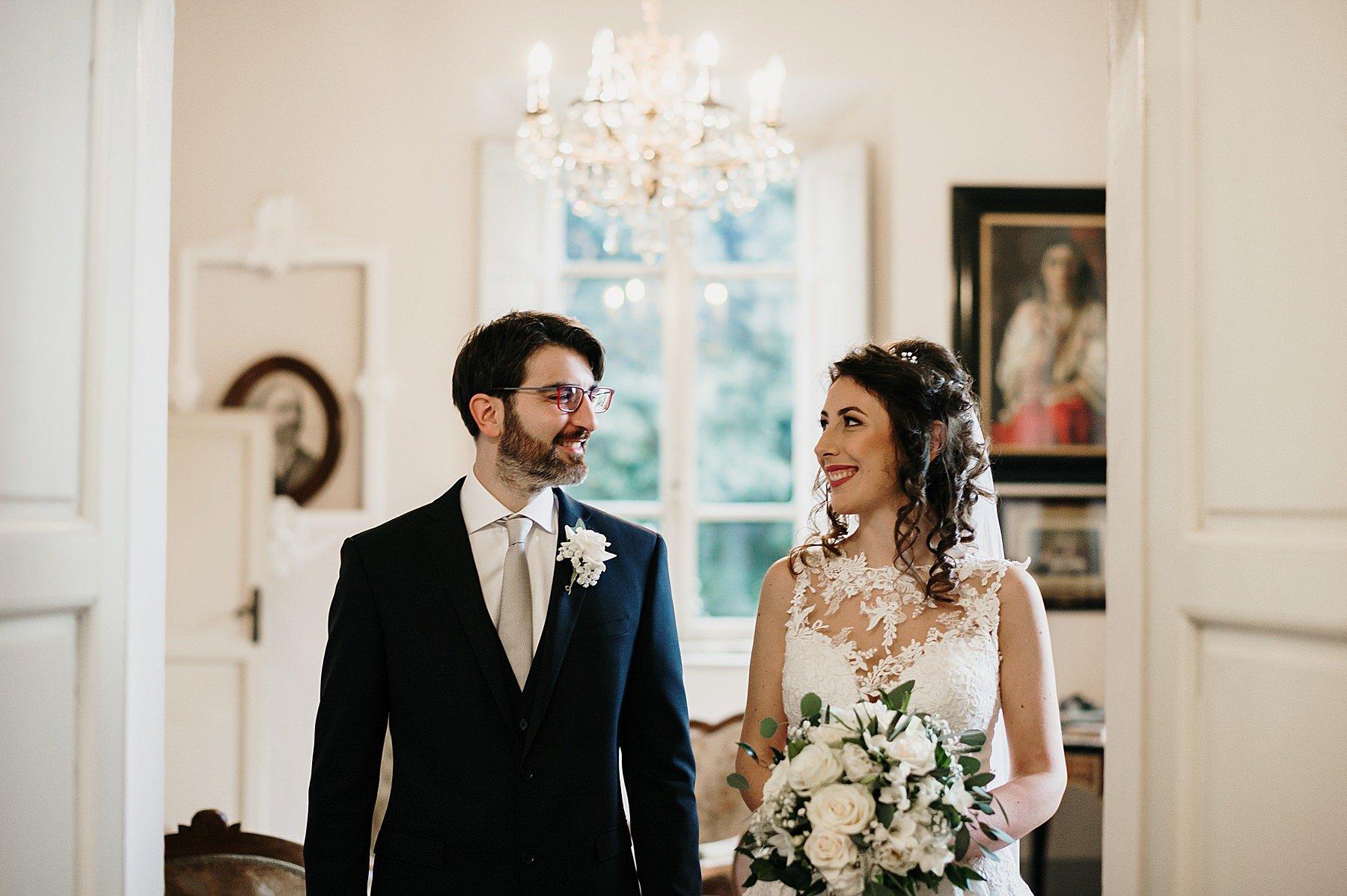 fotografia di matrimonio a firenze in inverno