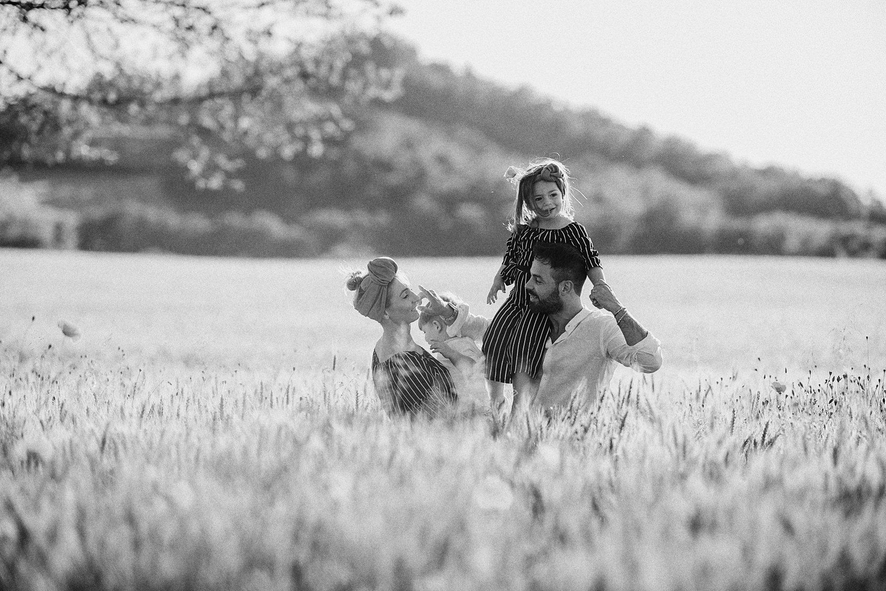 servizio fotografico per famiglia nel mugello