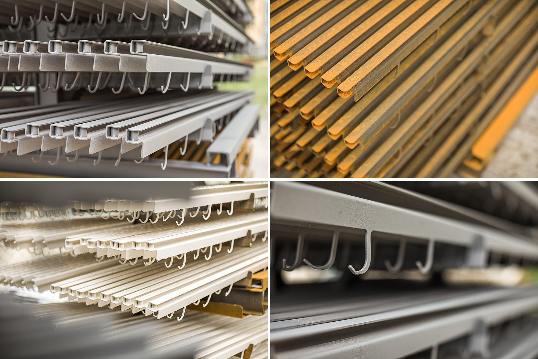 fotografia aziendale carpenteria metallica