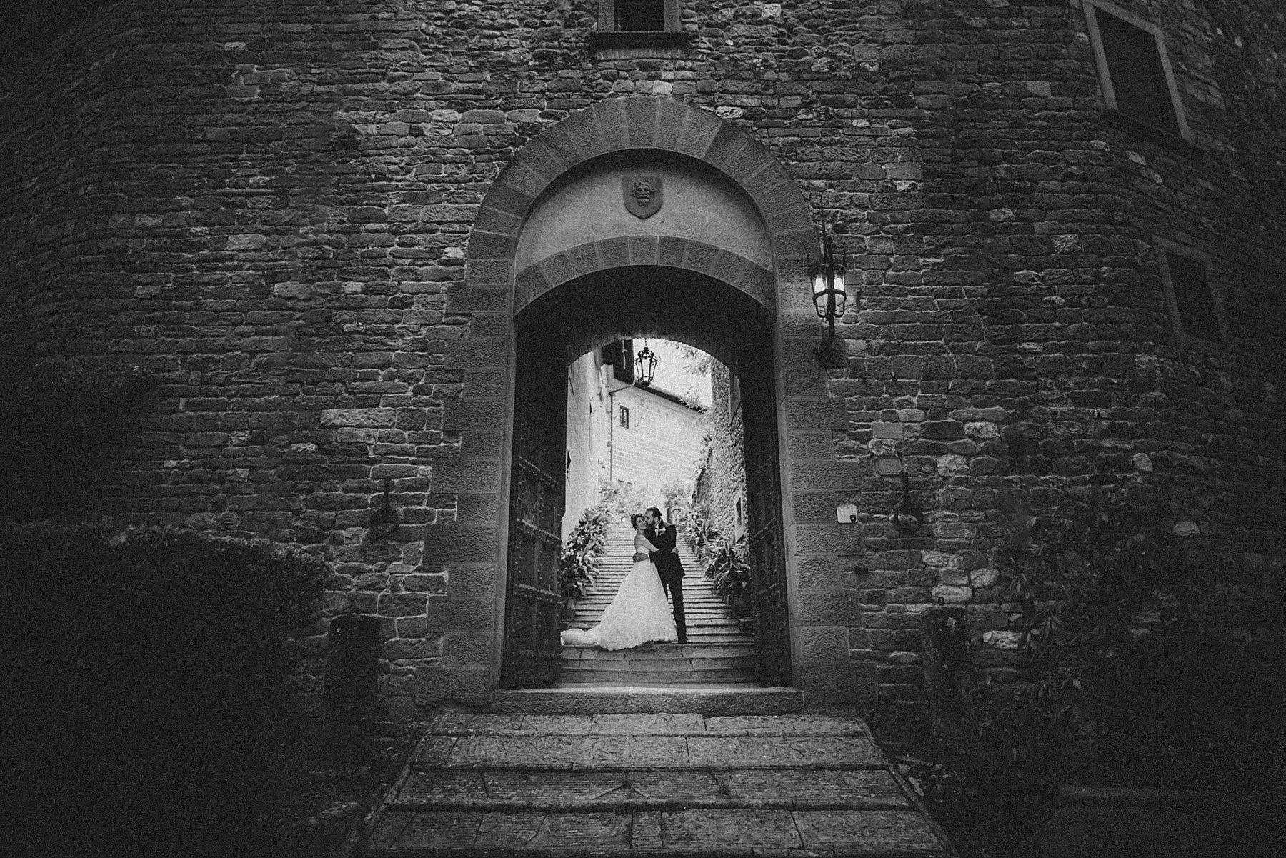 matrimonio al castello di barberino nel mugello