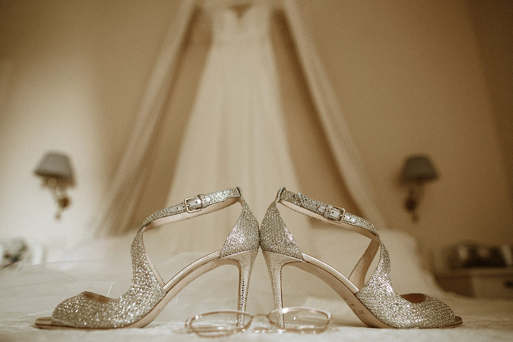 bride shoes jimmy choo London