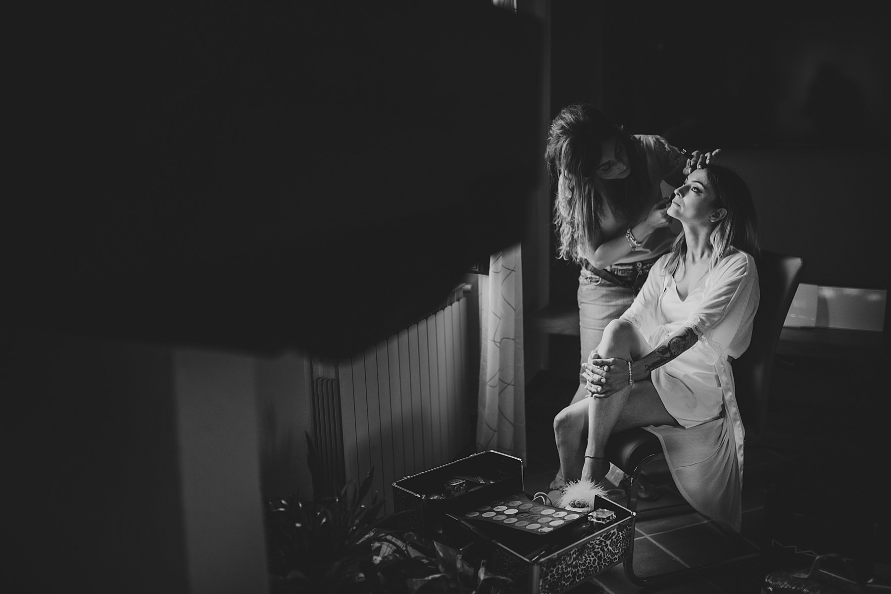 matrimonio mugello trucco sposa