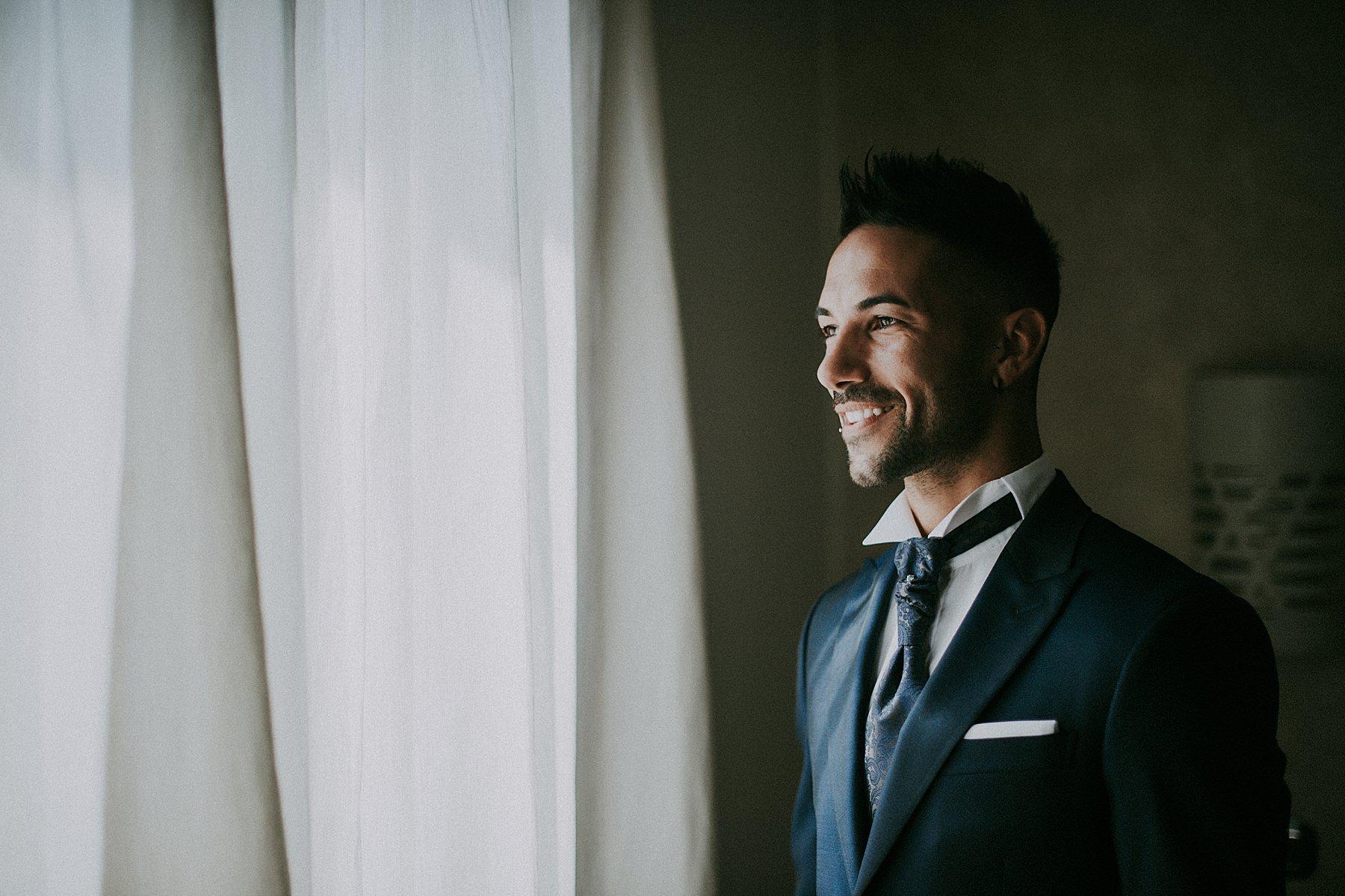 preparazione sposo matrimonio mugello