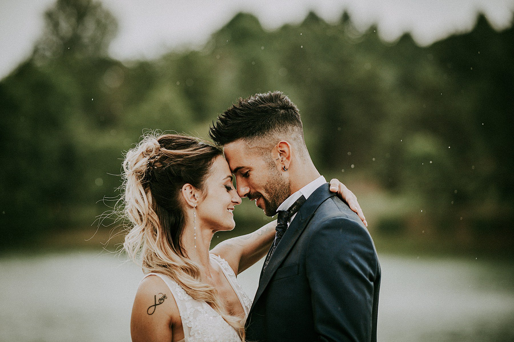 Matrimonio a Villa di Corte