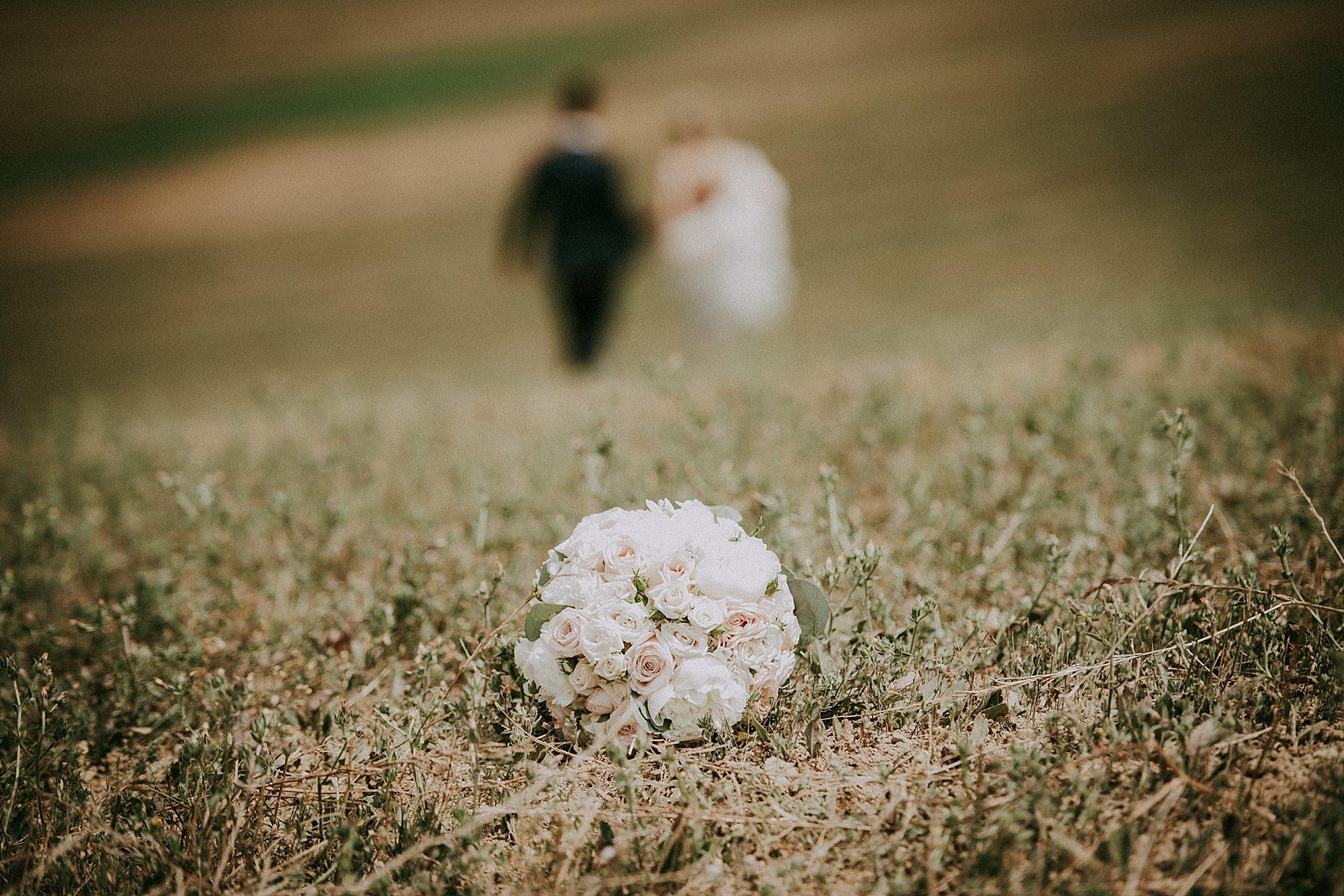matrimonio nel mugello foto sposi tra le colline toscane