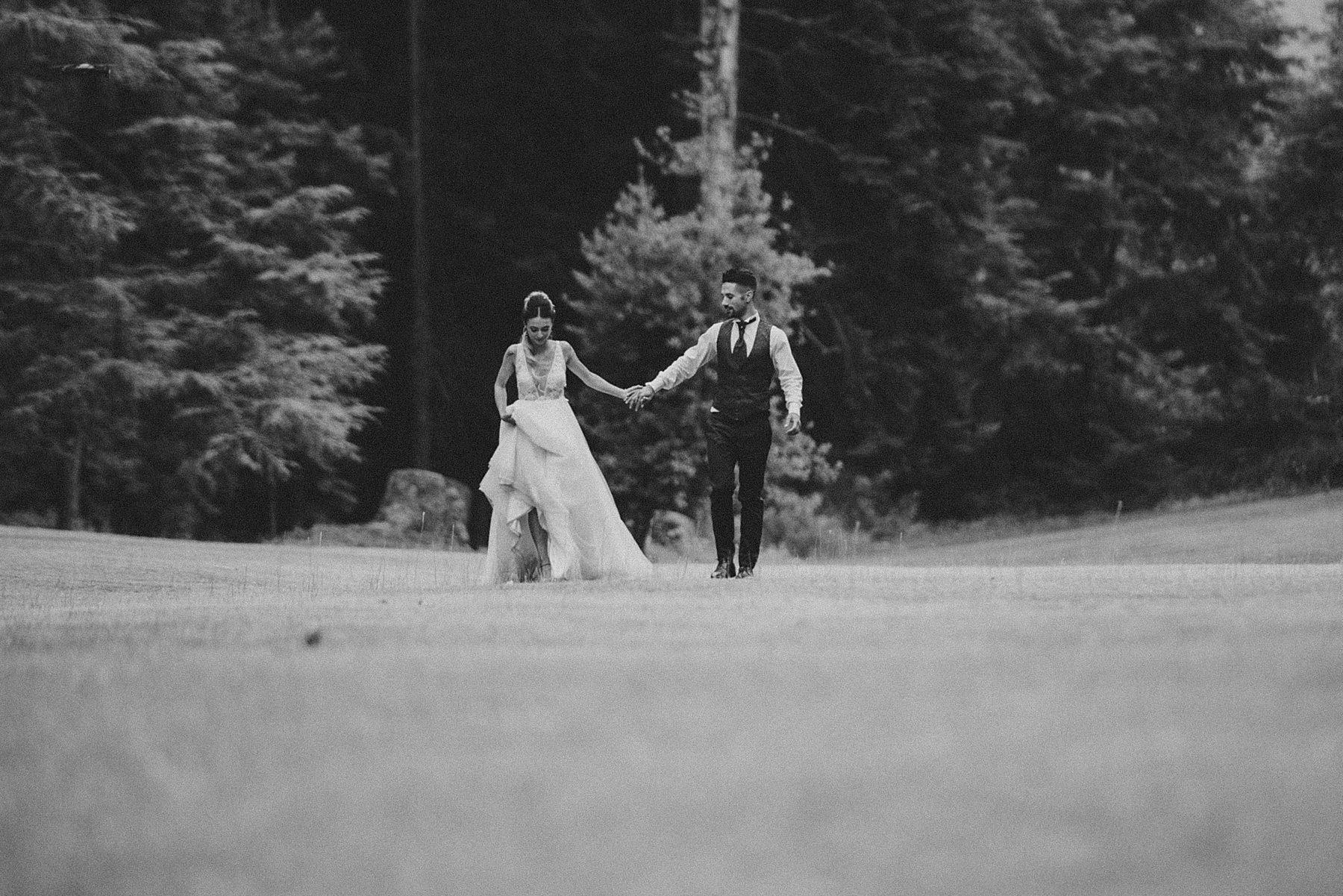 villa di corte matrimonio nel mugello