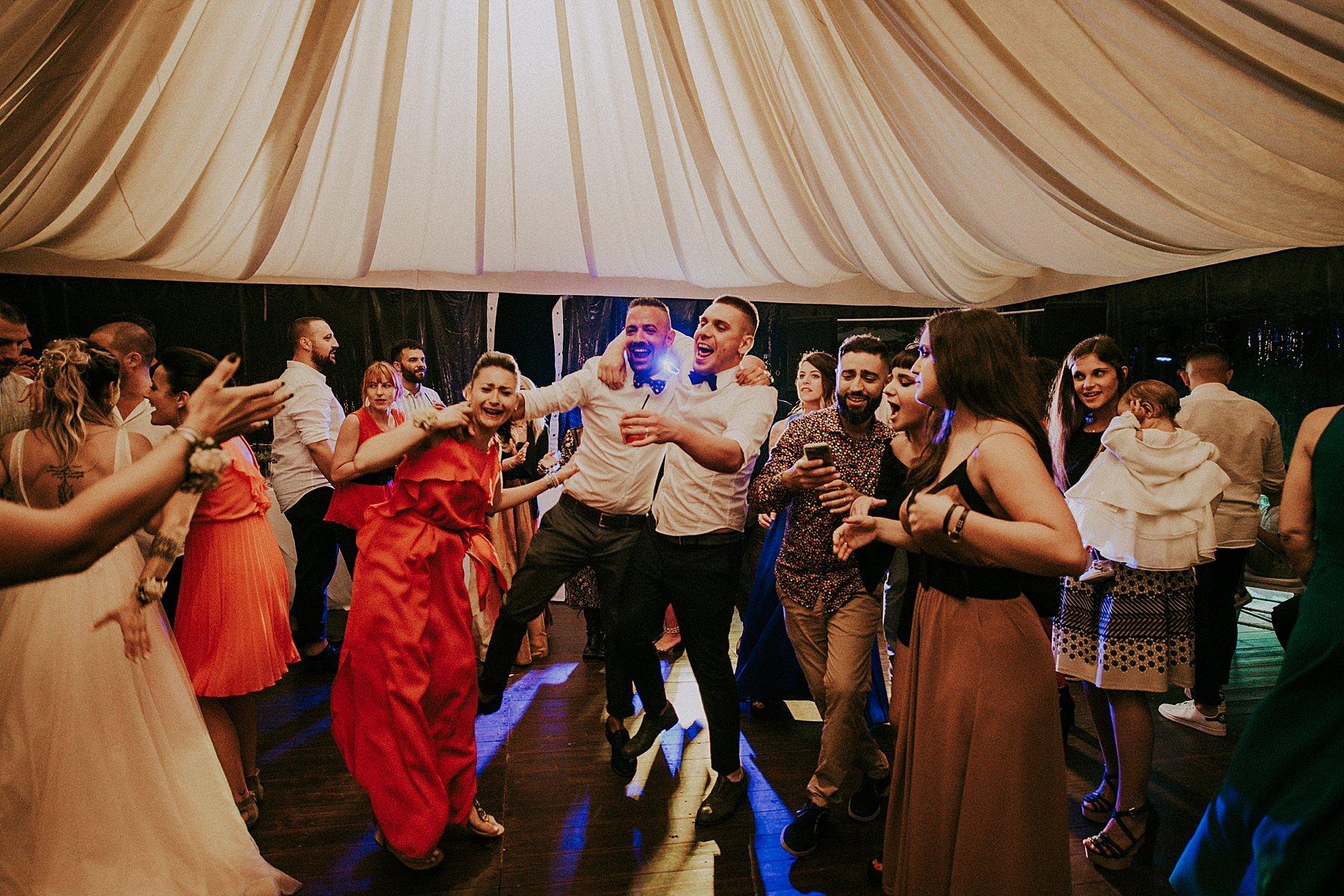 villa di corte balli sposi