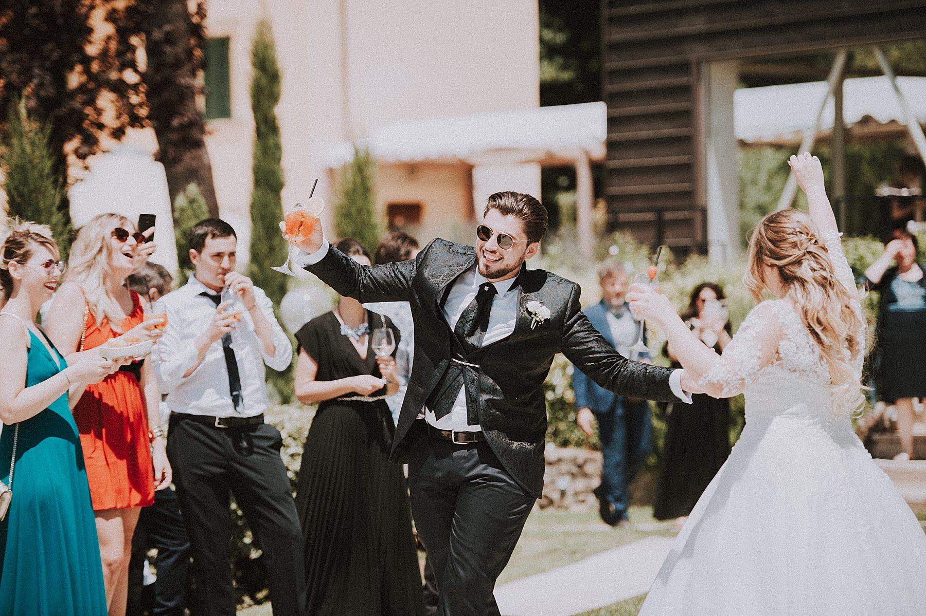 matrimonio a villa burali