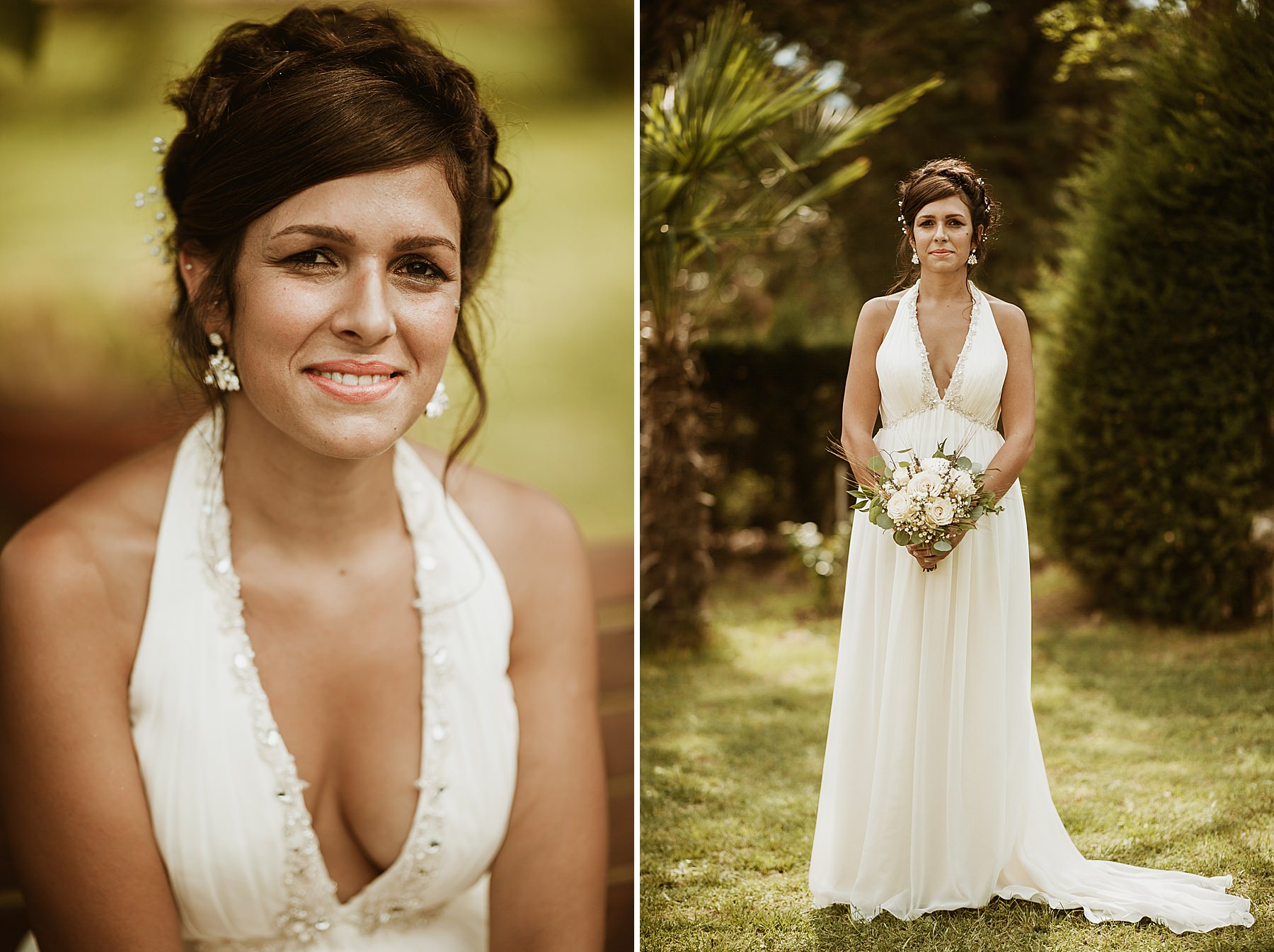 abito sposa preparazione